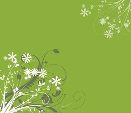 Free-Vector-Floral-Background-450x387
