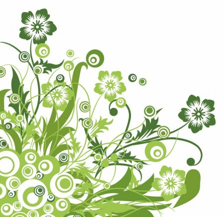 Green-Floral-Design-Vector-Graphic1-450x436