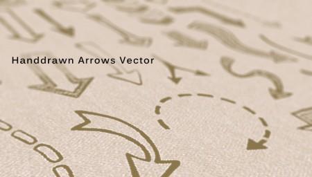 Handdrawn-Arrows-Vector-450x256