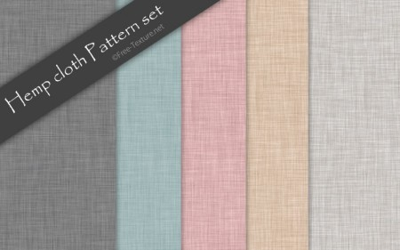 Hemp-Cloth-Pattern-set-450x281