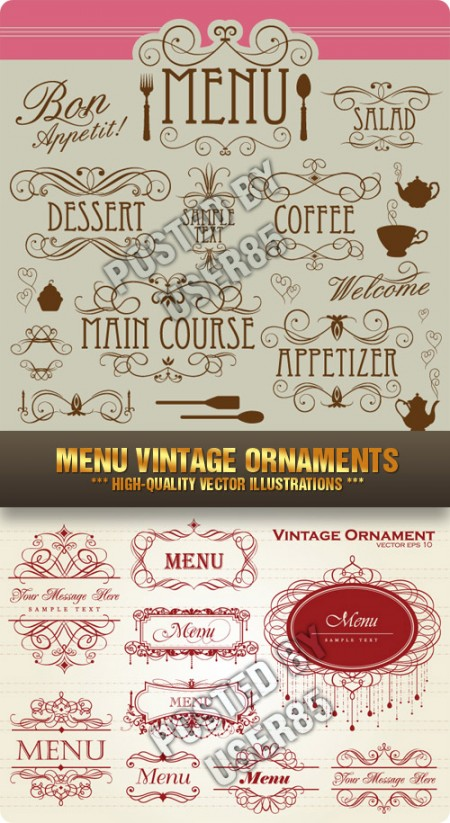 Menu-Vintage-Ornaments-450x823