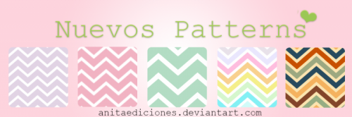 Nuevos Patterns By AnitaEdiciones by AnitaEdiciones on DeviantArt