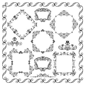 Ornament-Frames3
