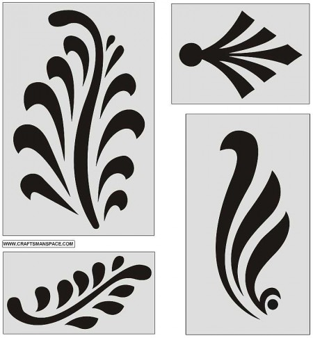 Ornamental-design-elements-6-450x486