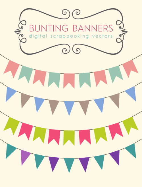 PCPaperie_Pennant_Bunting_Banners_1
