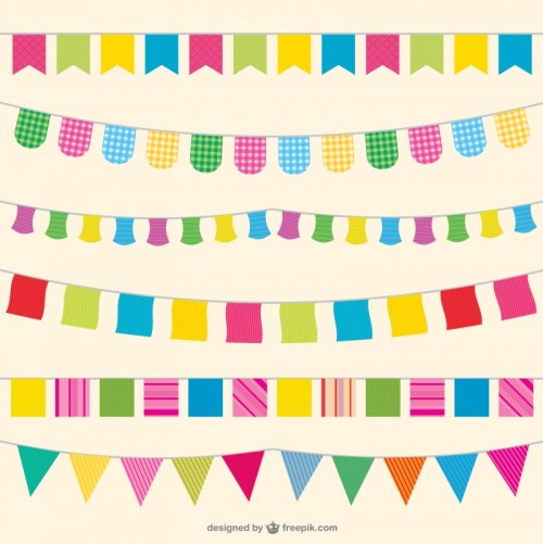 Party-flags-illustration-Vector-500x501