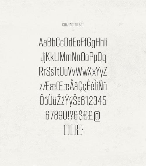 RBNo2 free font