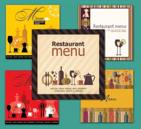 Restaurant-menu-cover
