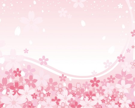SAKURA4-Japanese cherry blossom background