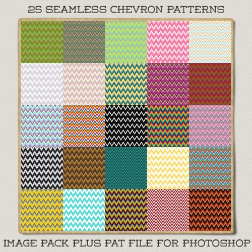 Seamless Chevron Patterns by HGGraphicDesigns on DeviantArt