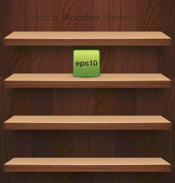 ディスプレイ的な表現に最適 無料でダウンロードできる吊り棚の背景素材 Eps・psd - Free Style
