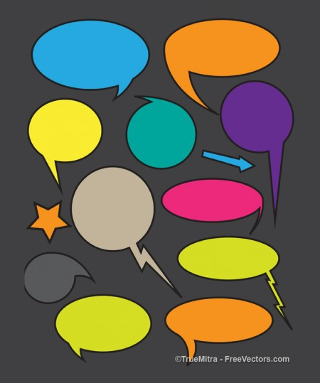 Speech-Bubbles-Collection-450x539