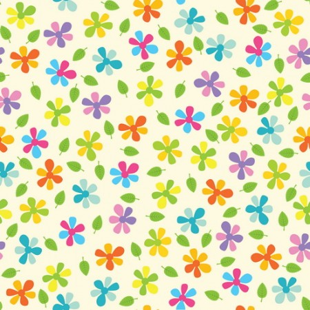 Summer-Flower-Seamless-Pattern-Vector-450x450