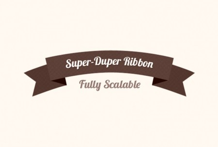 Super-Duper Ribbon