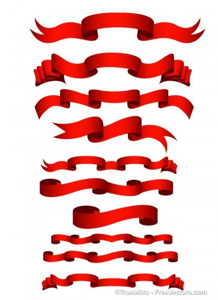 Swirl-Ribbon-Banners-450x619