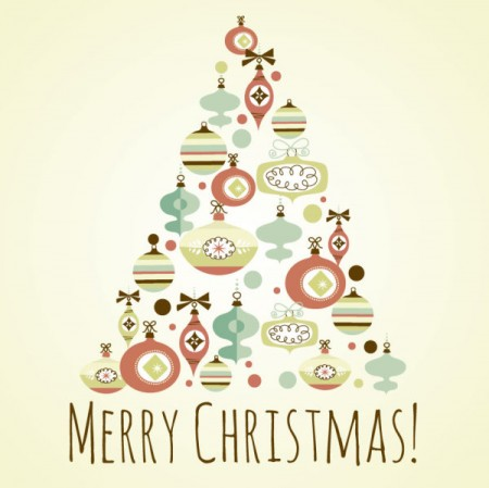 The-offbeat-Christmas-tree-design-vector-01-450x449