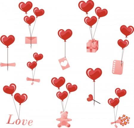 Valentines-Day-Heart-Balloon-element-450x430