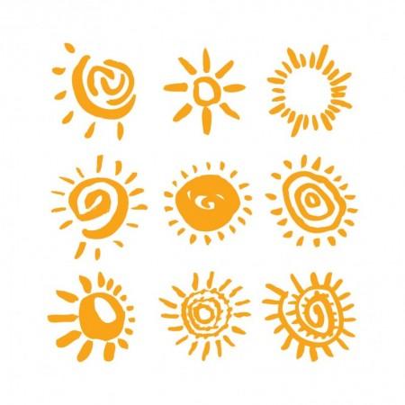 Various-Sun-templates-vector-01-450x450