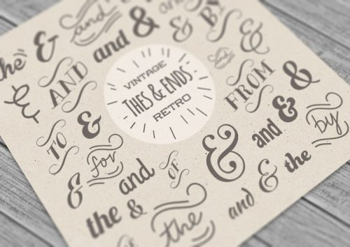 Various-Vintage-Typography-Collection-01-500x354