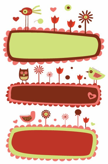 Banner Cute Clip Art