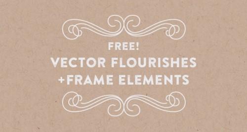 Vector-Flourishes-Frame-Elements-500x267