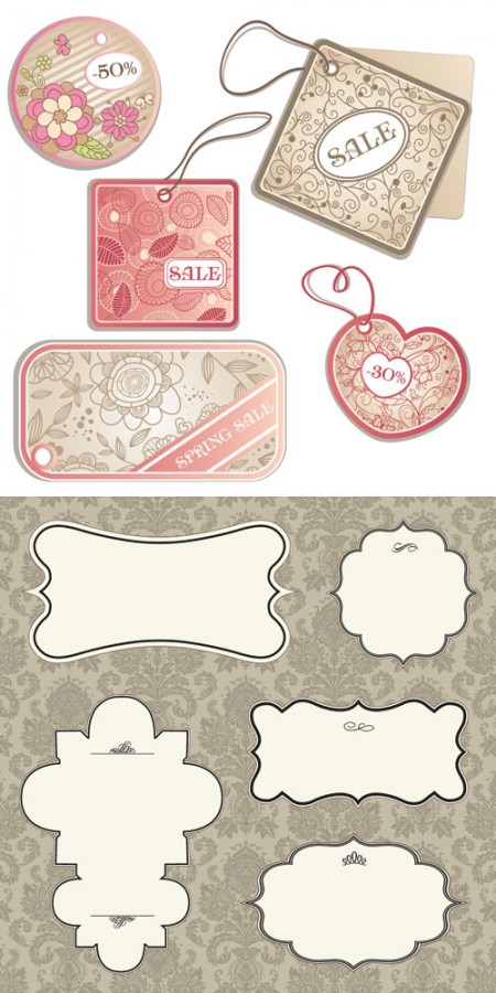 Vector-Labels-Stickers