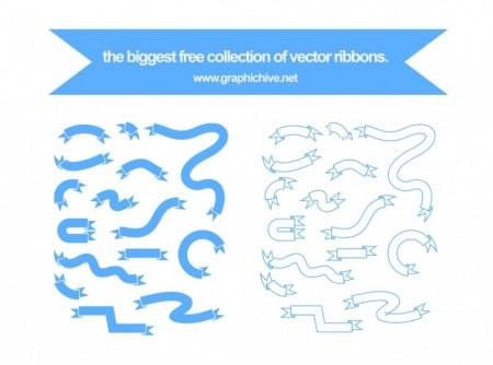 Vector-Ribbons