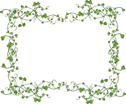 Vines Frame Vector Wedding Borders And Frames Free Download