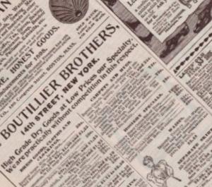 ビンテージで超高解像度!英字新聞の無料素材10種類 - Free-Style - ALL FREE