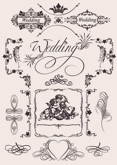 Vintage-Wedding-lace-pattern-eps-vector-Ornaments