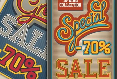 Vintage-sale-poster
