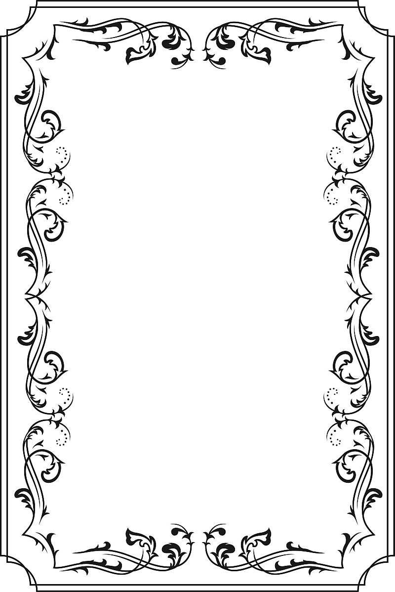 Vintage _frames_1~3 Practical lace Vector ... : web pdf 印刷 : 印刷