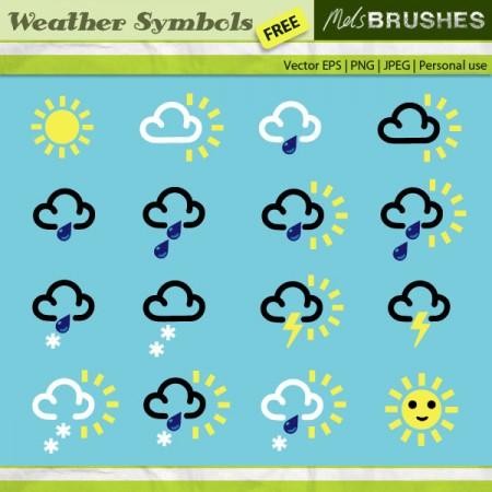 WeatherSymbols-450x450