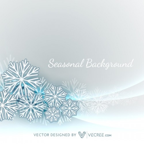 Winter-Background-Free-Vector-500x500