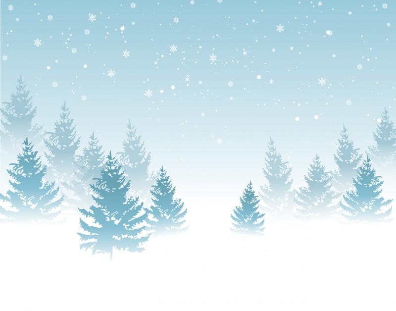 これきれい! クリスマス・雪・冬のフリーベクター背景素材いろいろ(商用