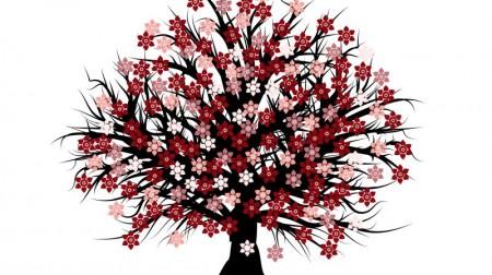 allfreevectors free Blossom tree