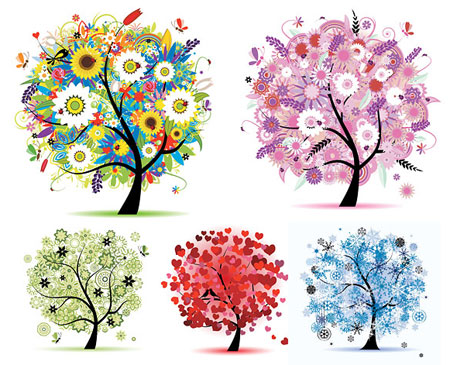 beautiful-trees-vector-graphics