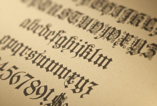 black-letter-free-font