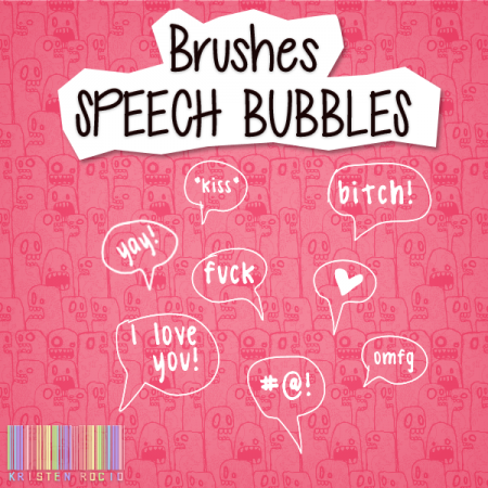 brushes_speech_bubbles_by_kristenrocio-d6f0hg5