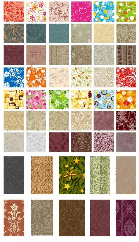 60+Floral-Patterns-Backgrounds