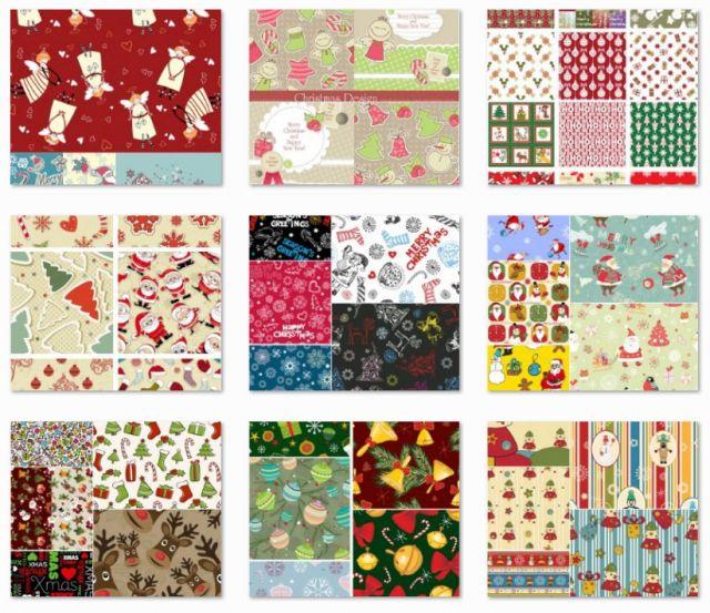 Christmas Seamless – Vector Graphics ...