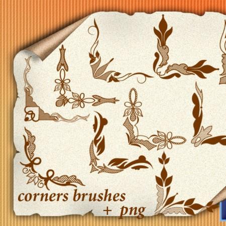 corners-brushes