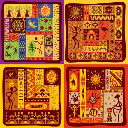 ethnic-patterns-vector