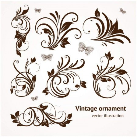 european-classic-lace-pattern-03-vector-Vector-pattern-450x450