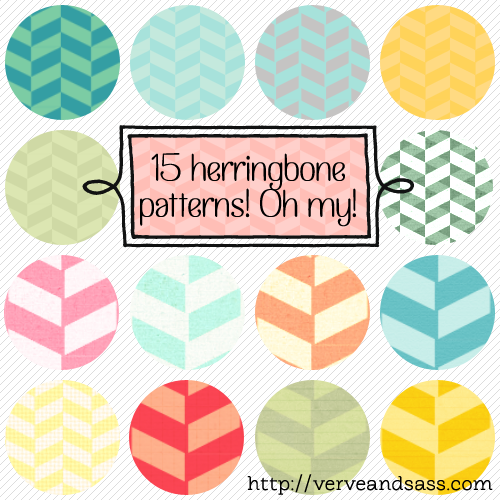 free download- Herringbone Patterns