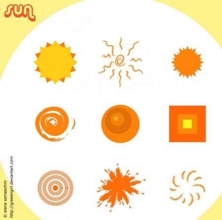 free_simbols_sun_by_GreeenGirl-450x447