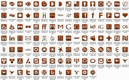 glossy-waxed-wood-social-networking-icons02-450x279