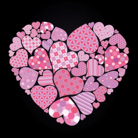 heart-shaped-Valentines-Day-Vector-450x450