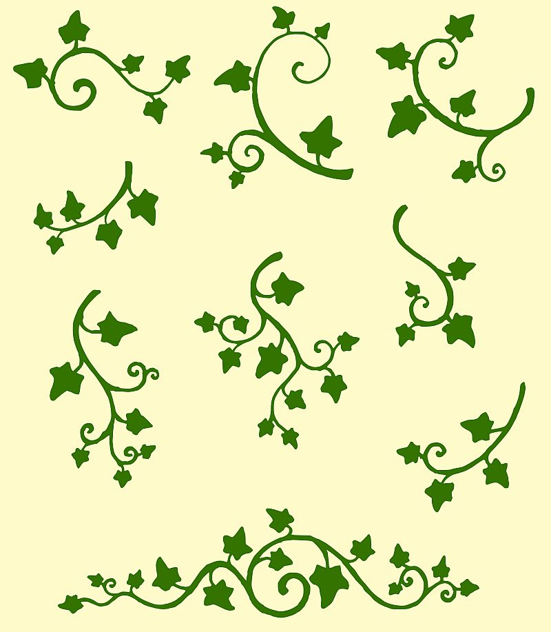 Free Ivy Patterns