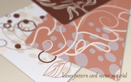 leaves-pattern-card-vector-material3-450x281